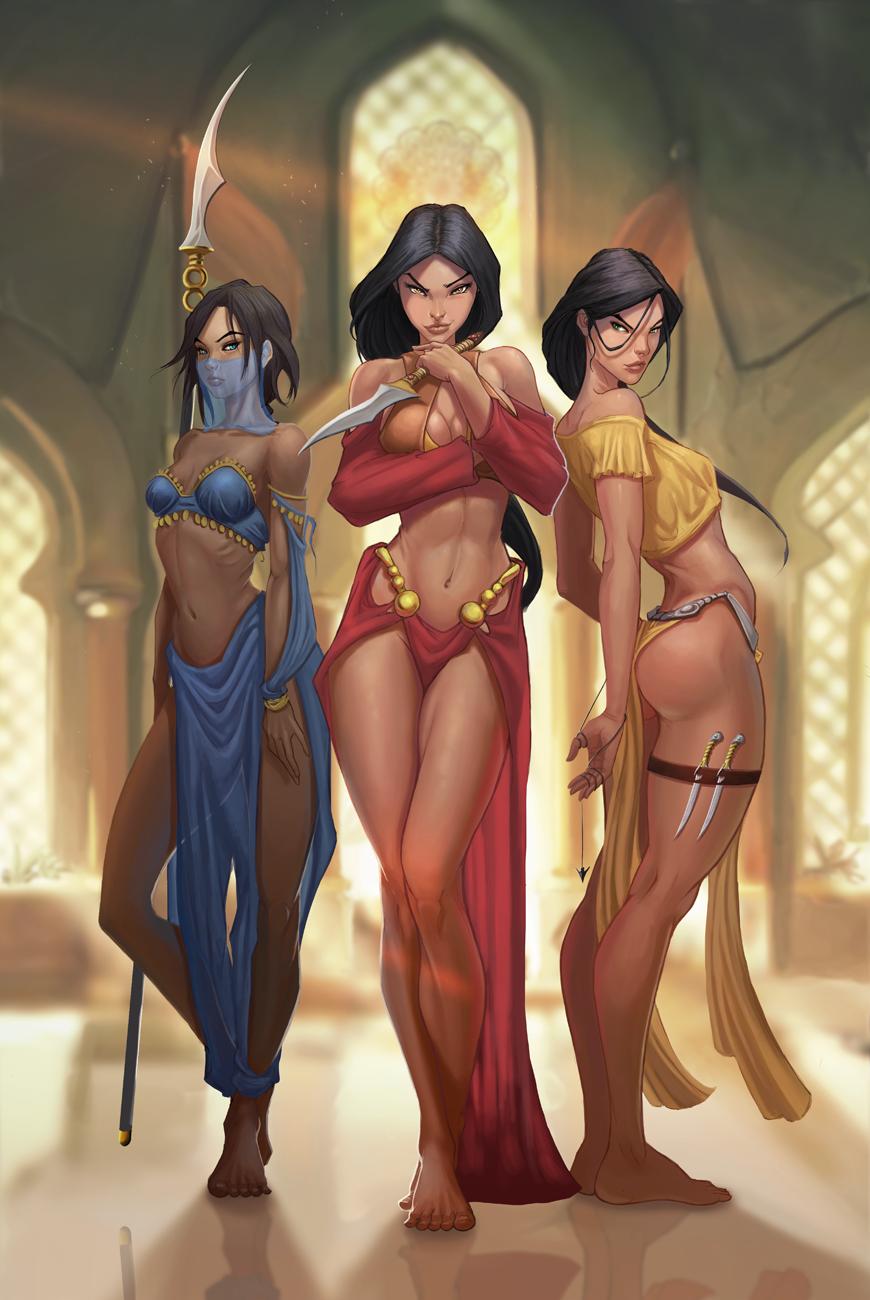 Tara's Assassins