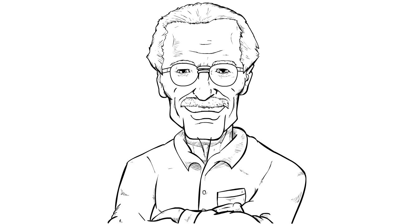 Stan Lee (Linework)