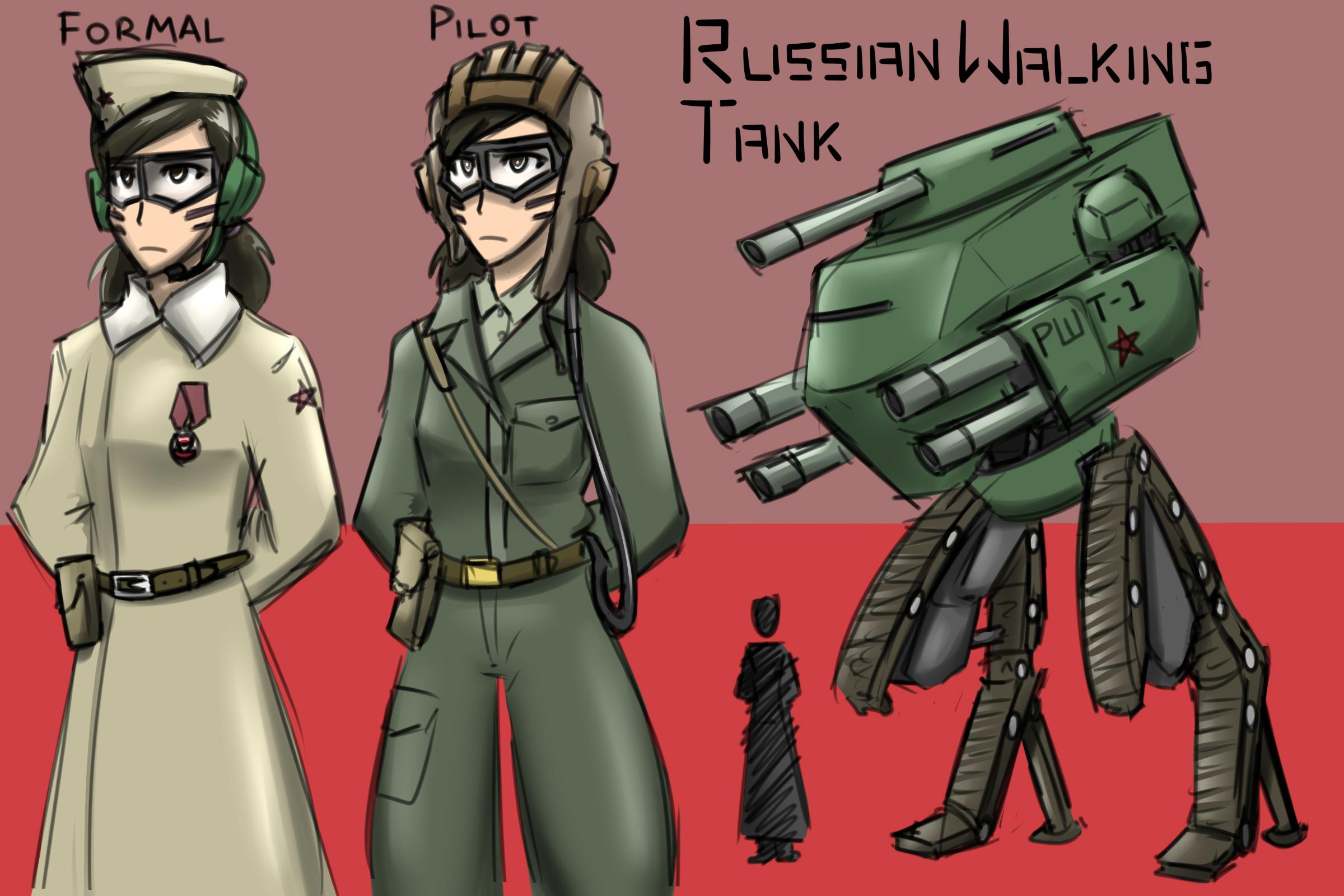 Overwatch D.va - Soviet Edition