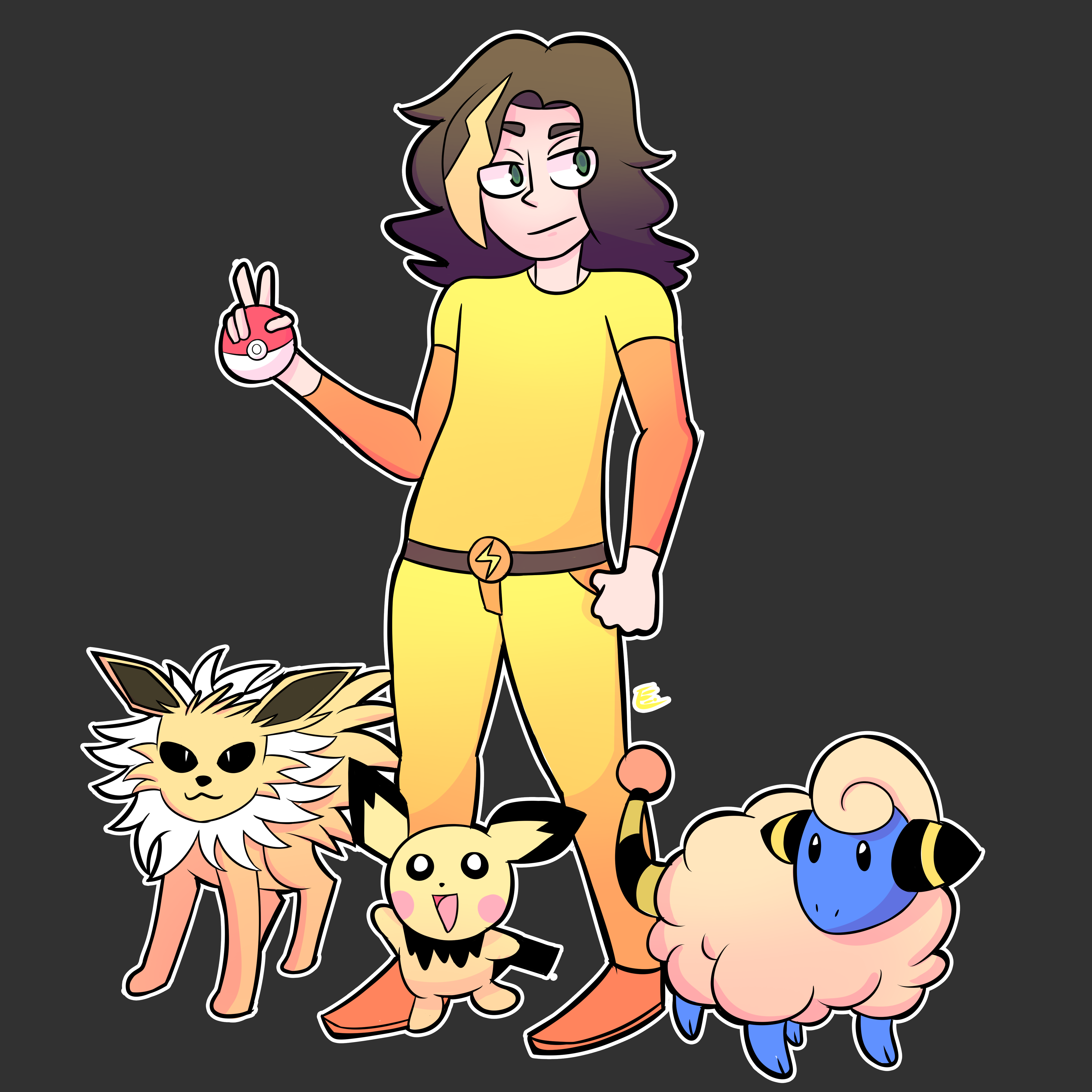 Gym Leader Thingy