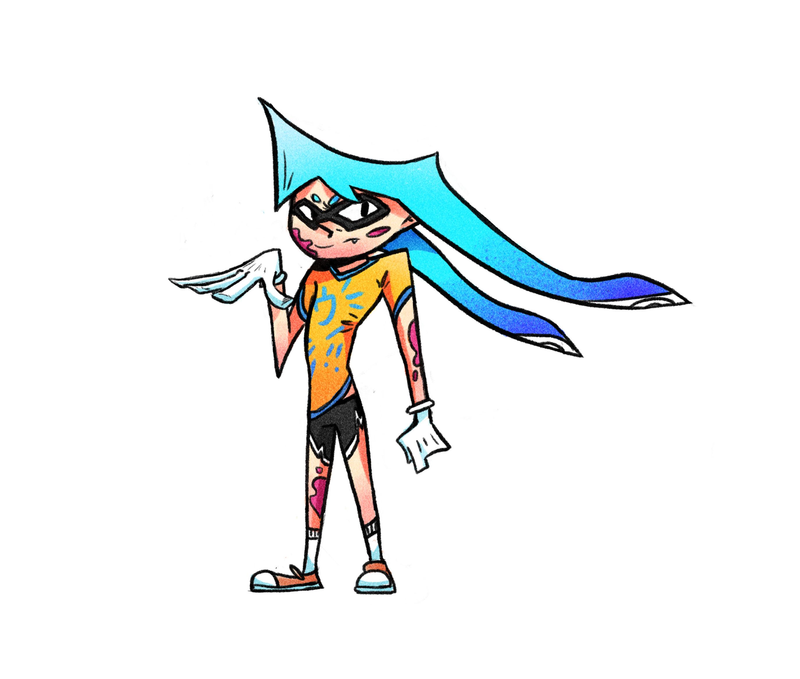 Salty Squid