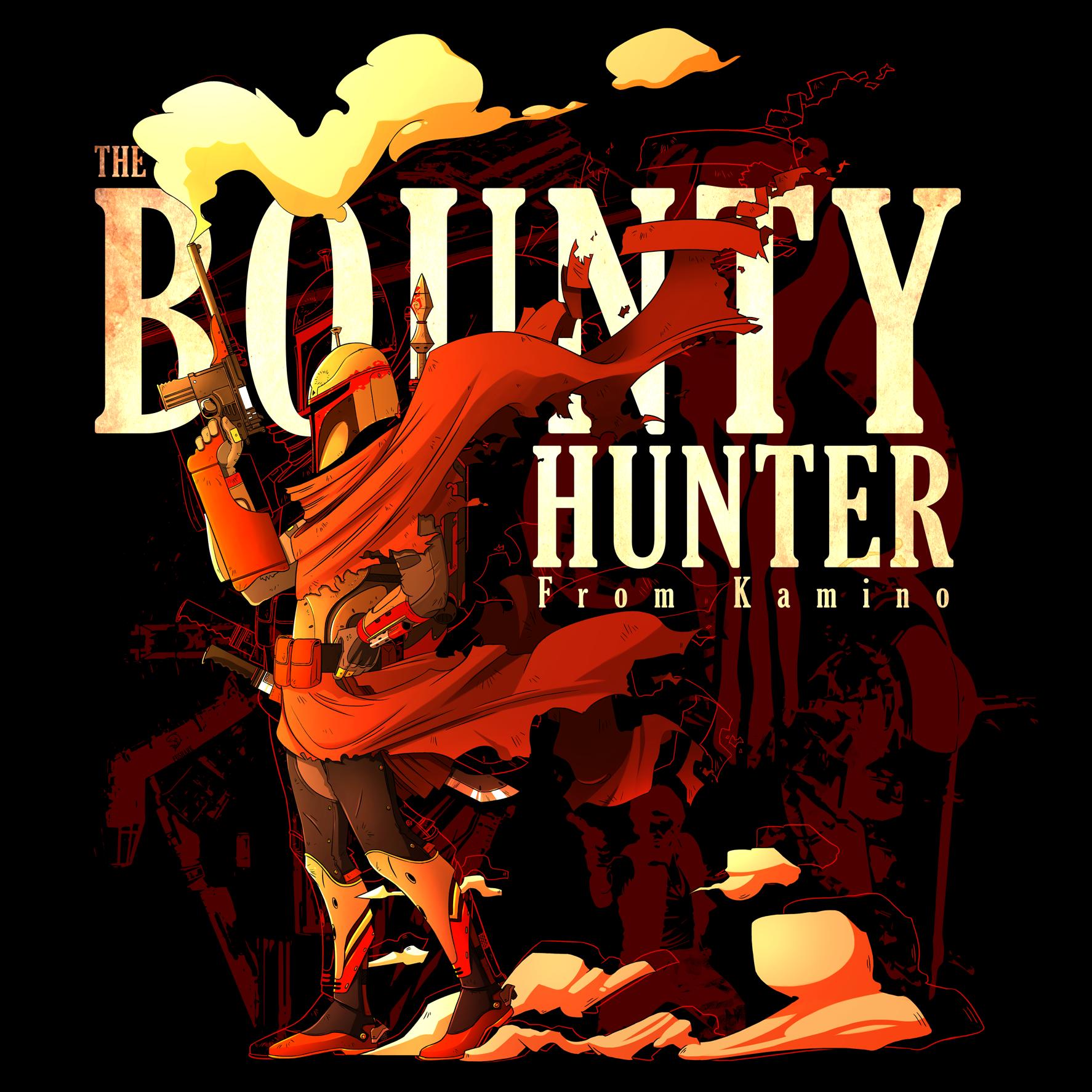 Bounty Hunter from Kamino