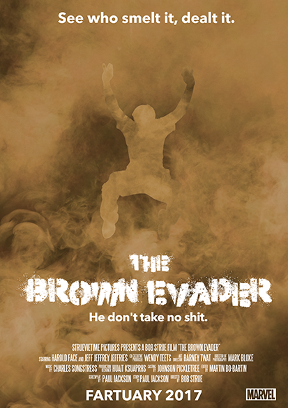 The Brown Evader