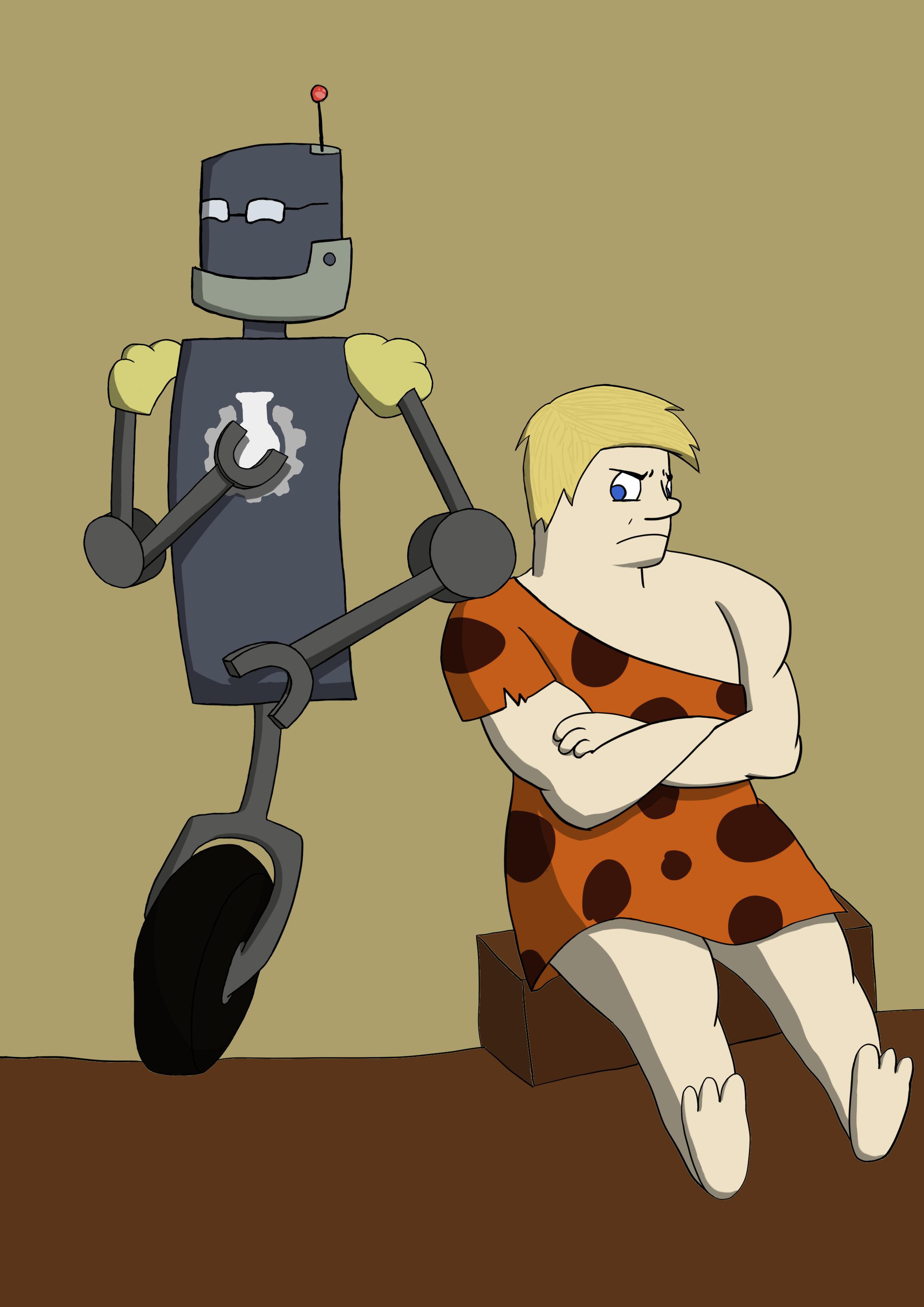 CGPBot and Brady Haran