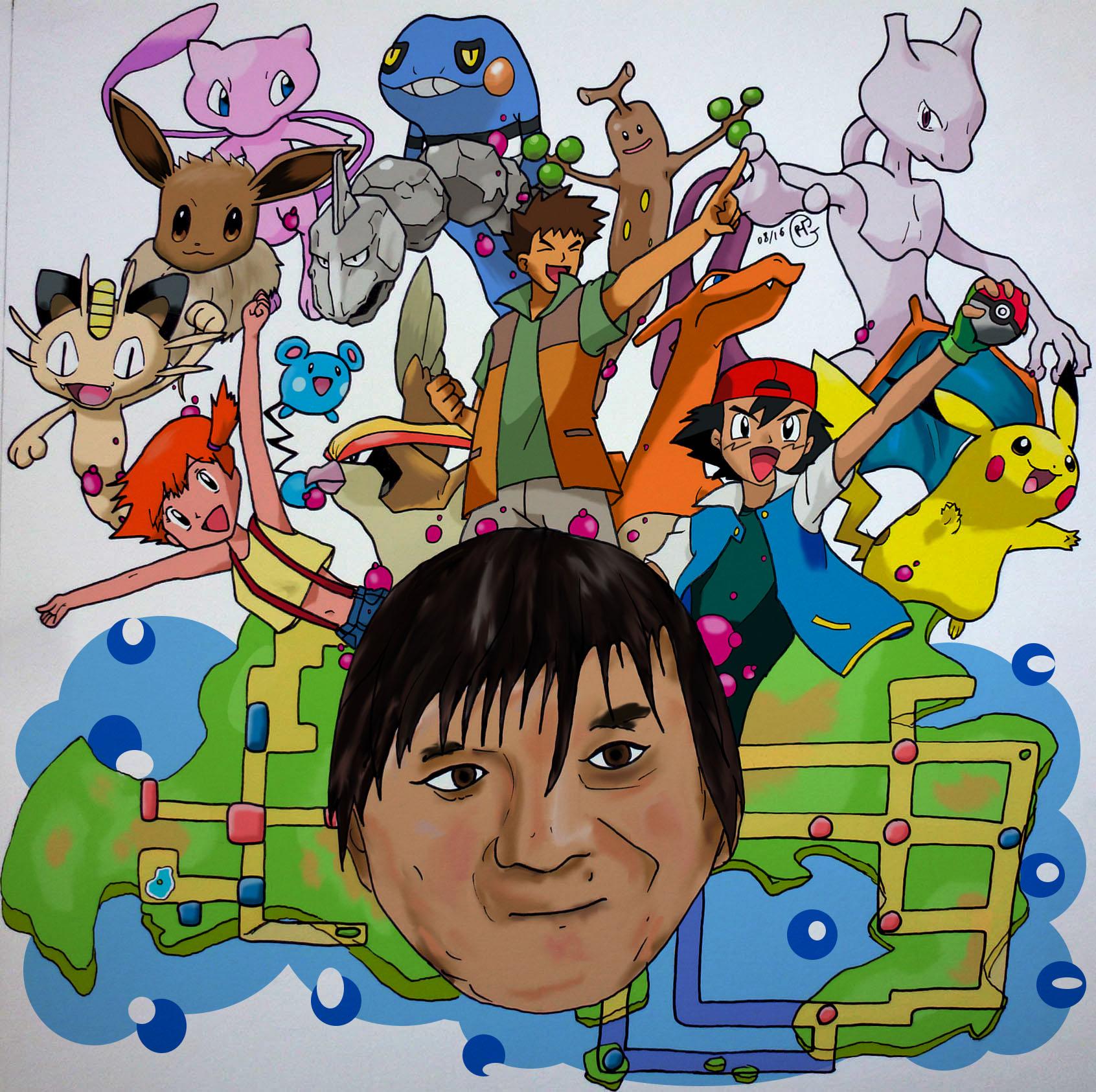 The rich World of Satoshi Tajiri