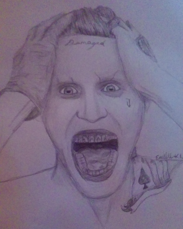 The Joker 1/2 done