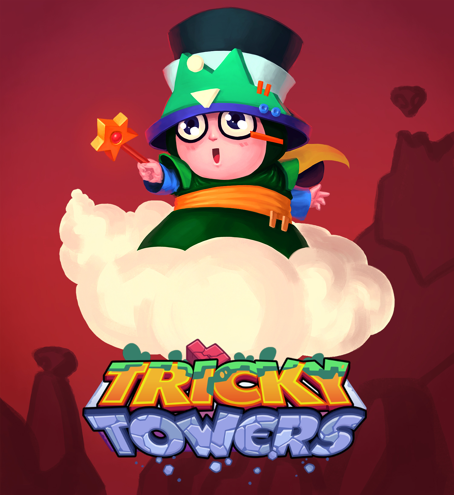 Tricky Towers reimagined 2