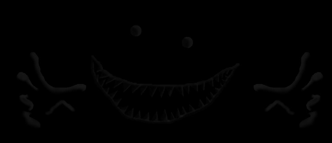 The monster in the dark