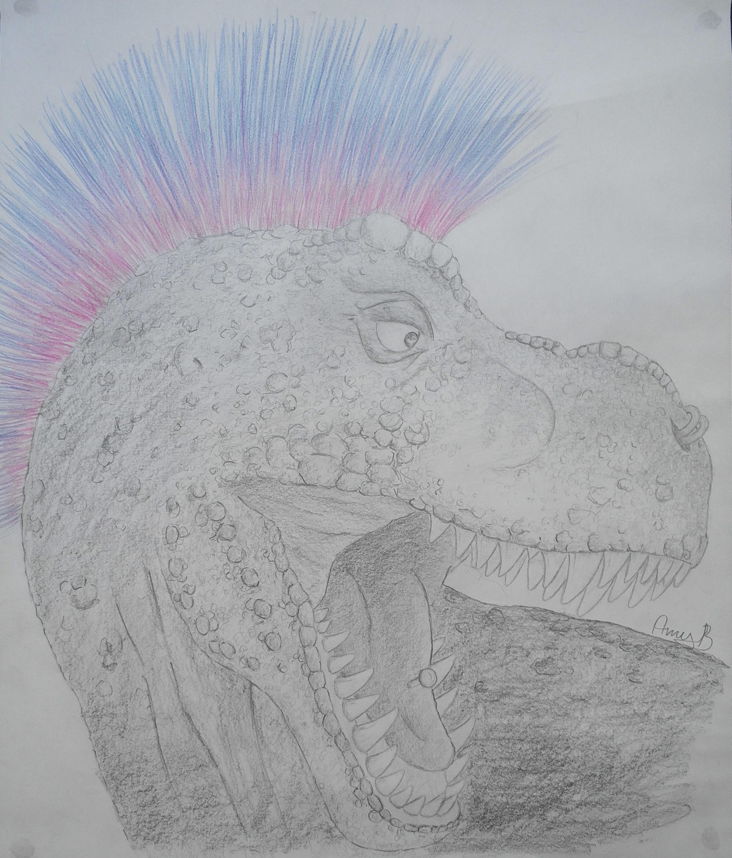 Punkosaurus Rex