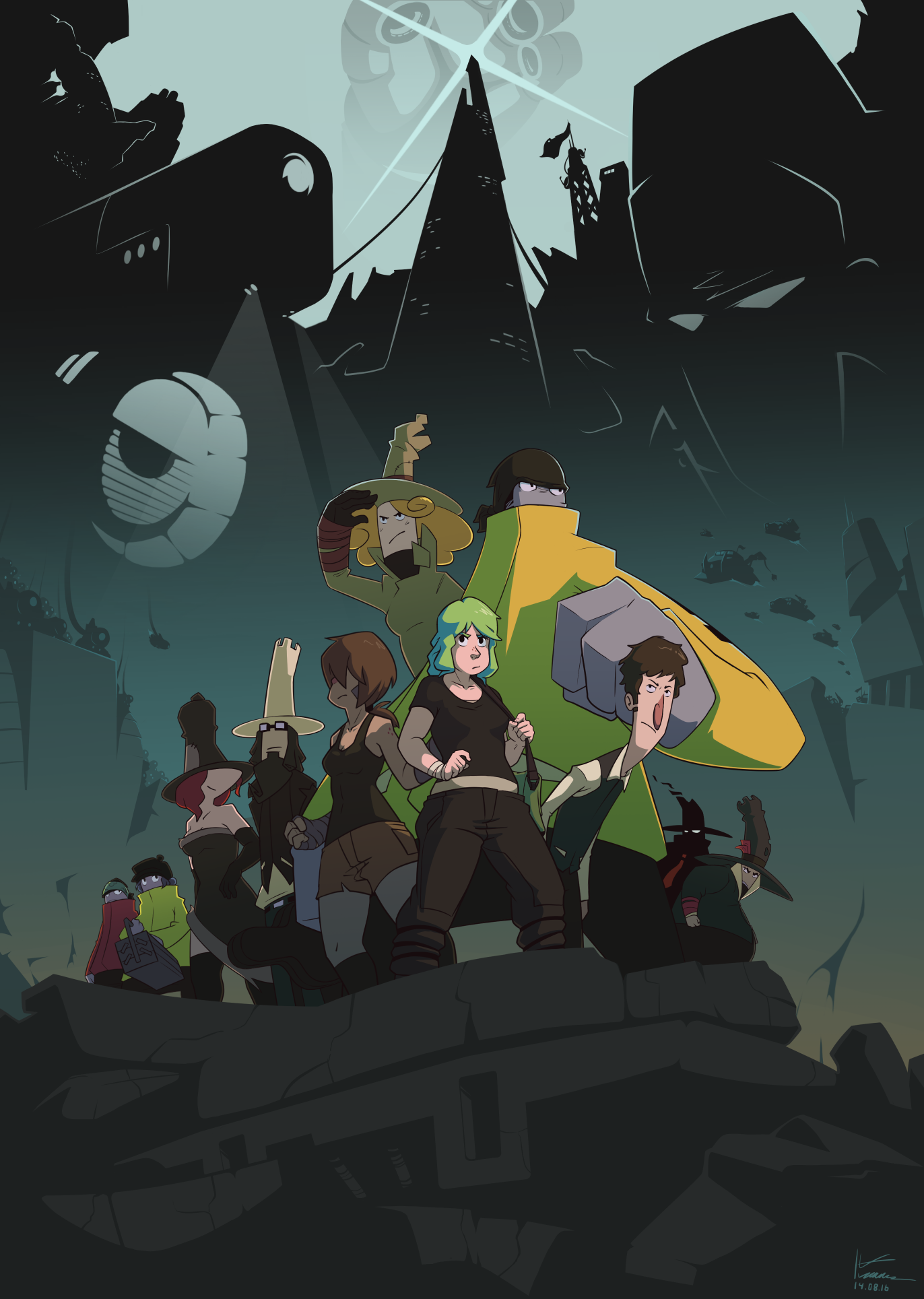 just another OoO poster