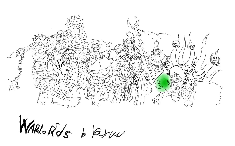 WoW Warlords of Draenor by Varuu