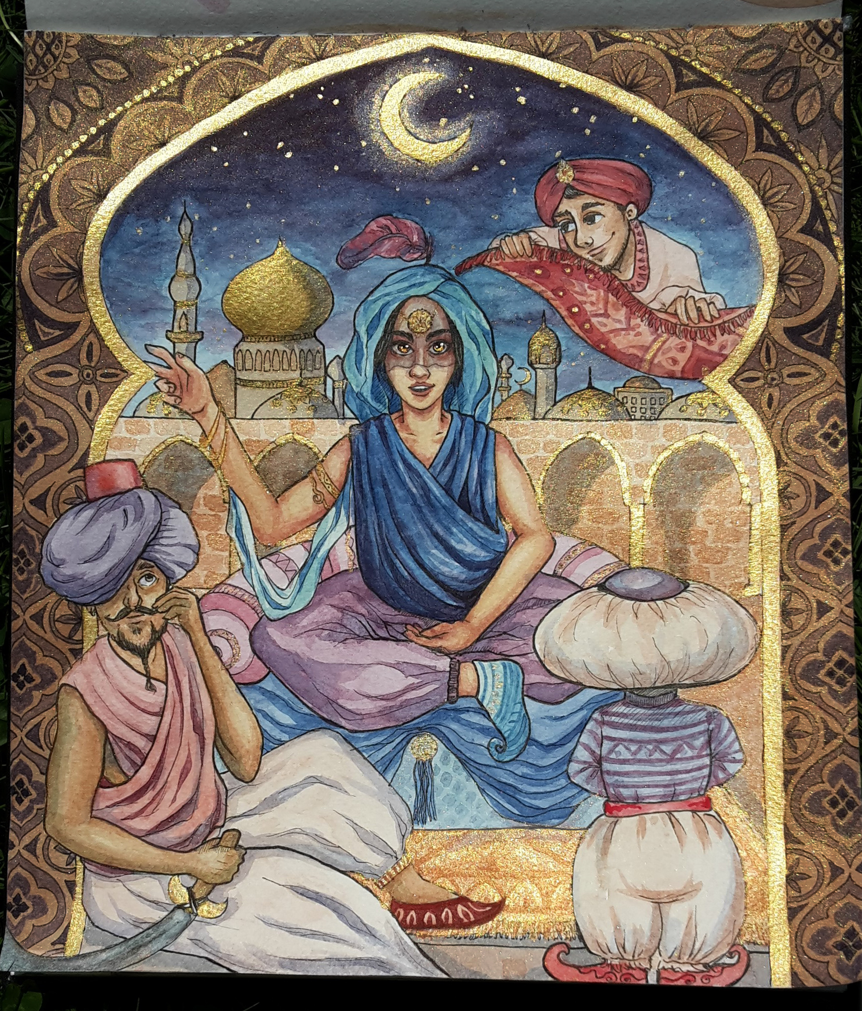 One Thousand and One Nights of Tales to be told...