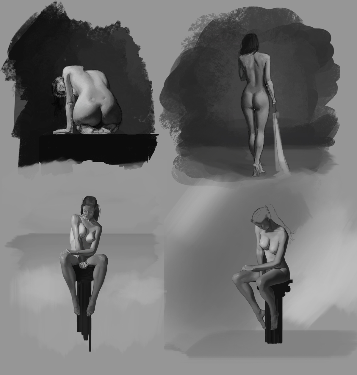 skin/anatomy studies