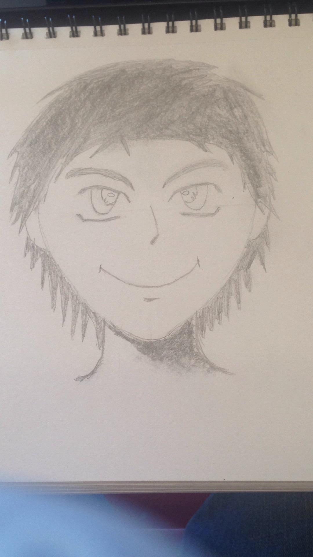 Sketch (Pencil)