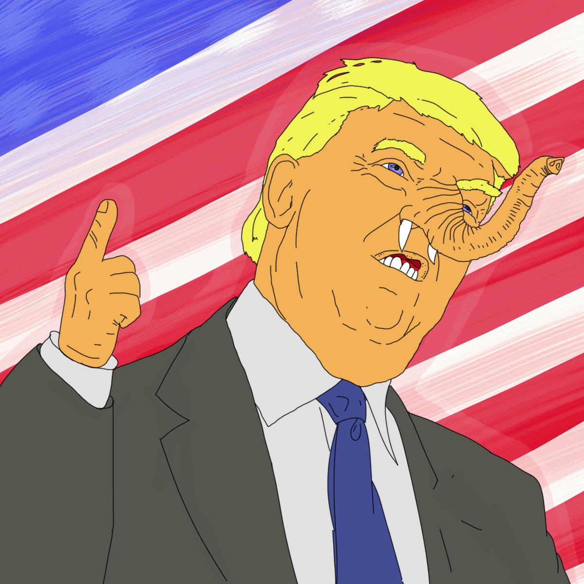 Donald Trunk