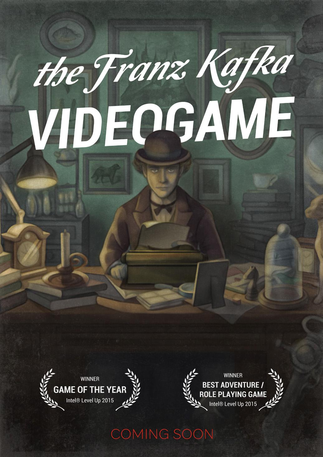 Franz Kafka Videogame - Poster