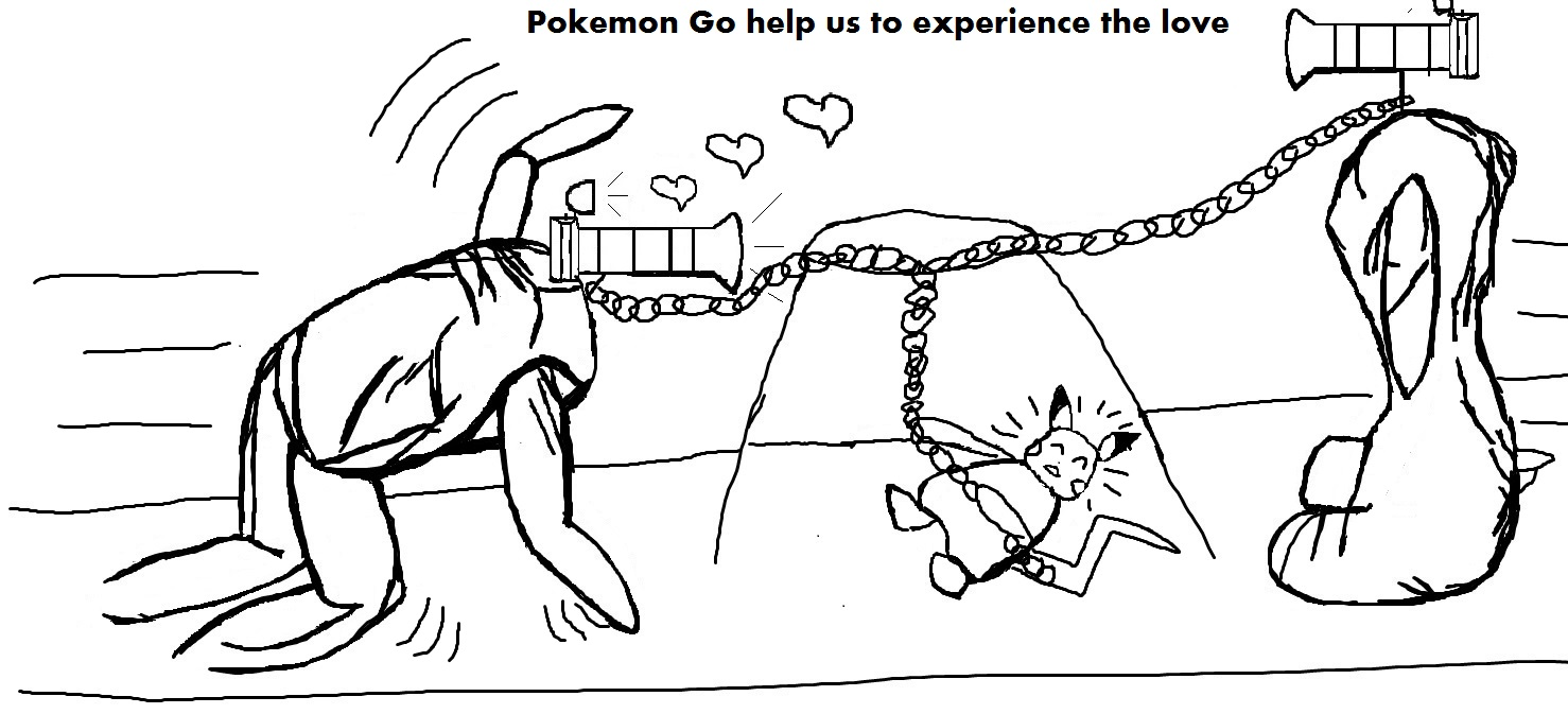 Find love with the help of Pikachu