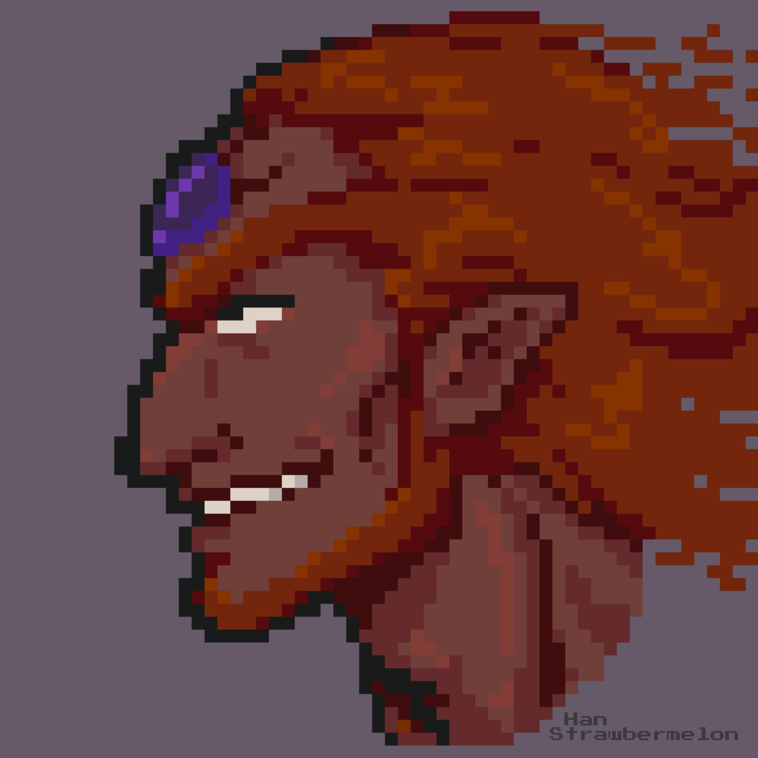 Pixel Ganondorf