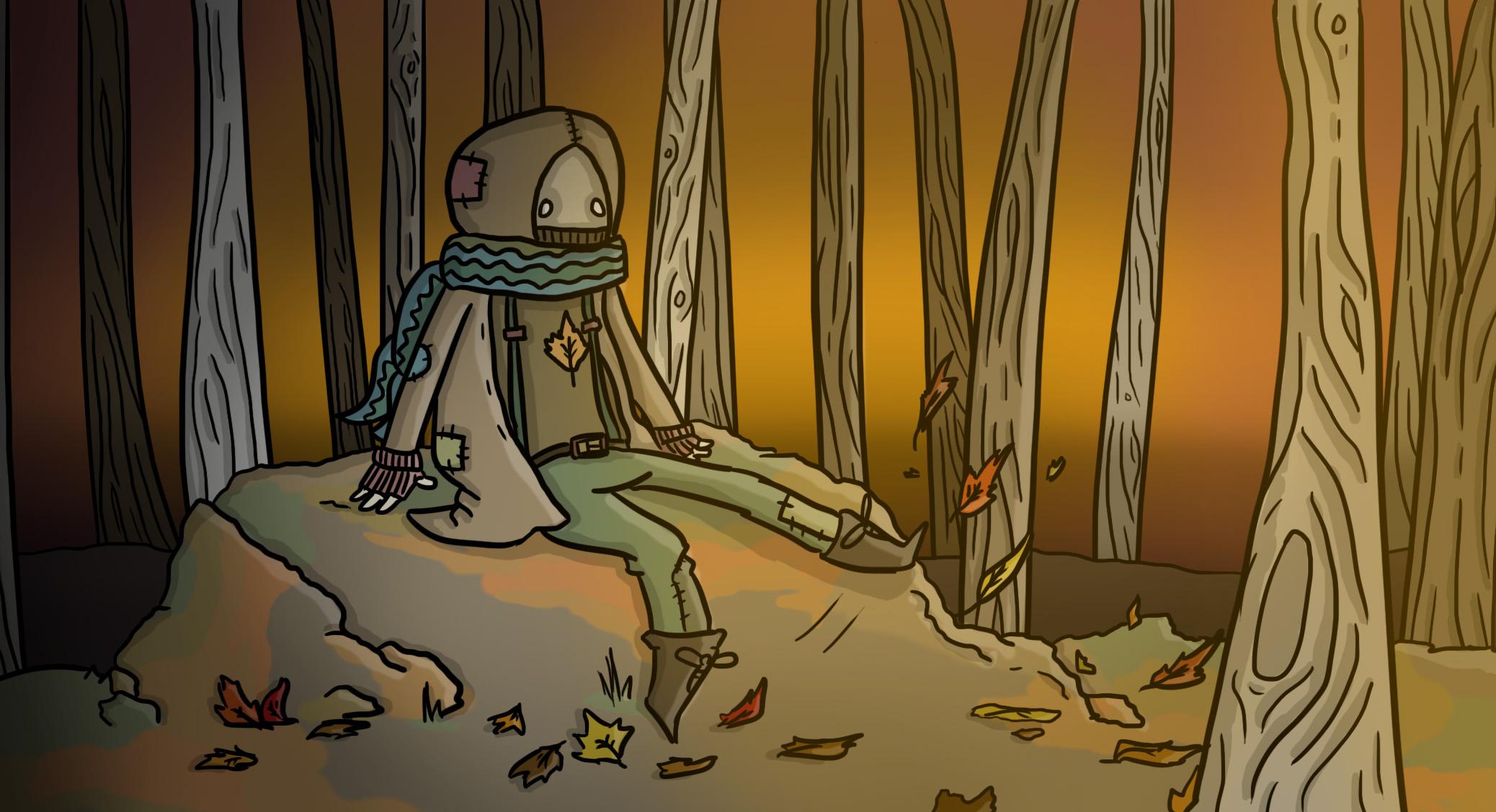 Alone in Fall