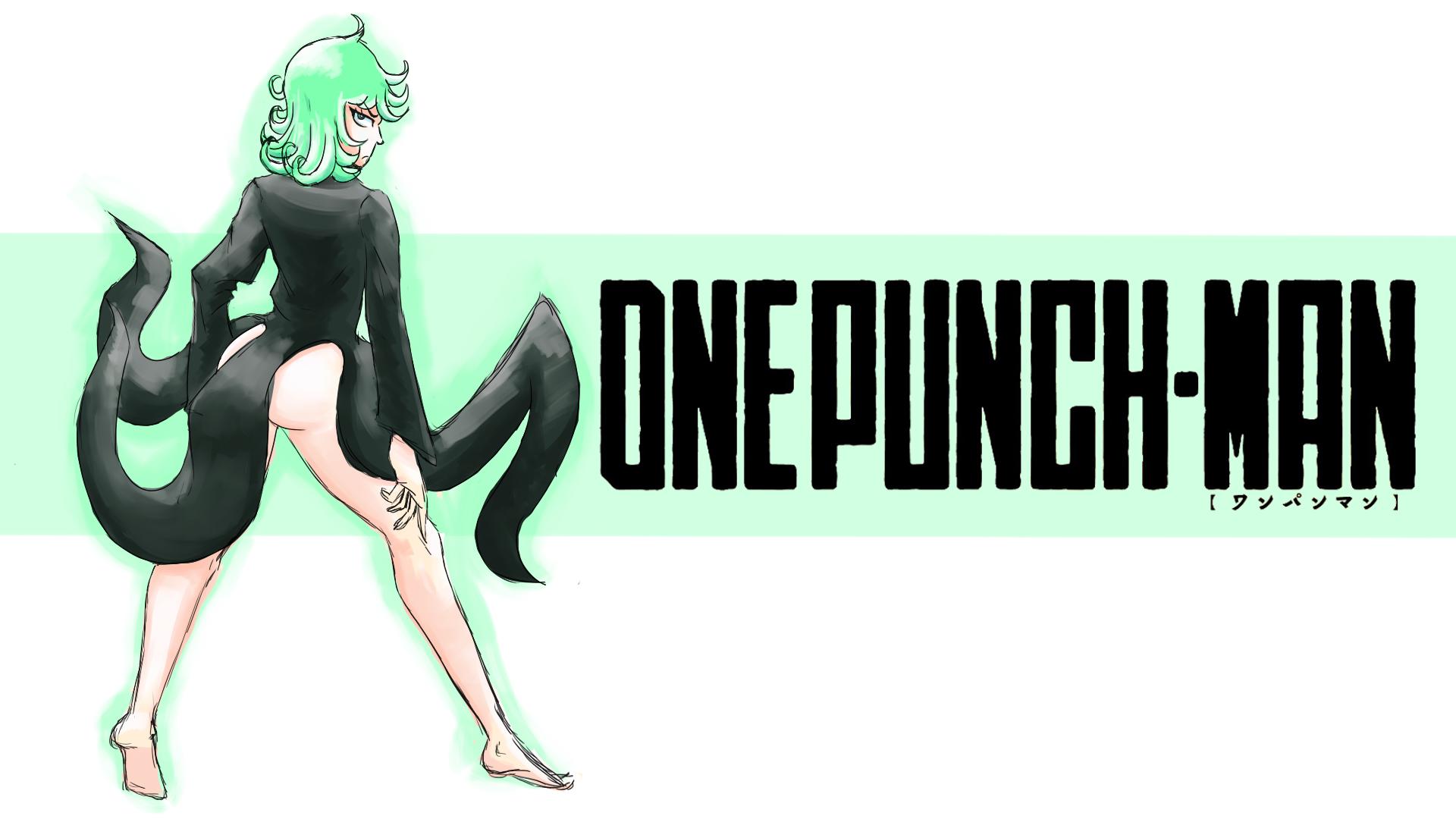 One Punch Man Tatsumaki Background