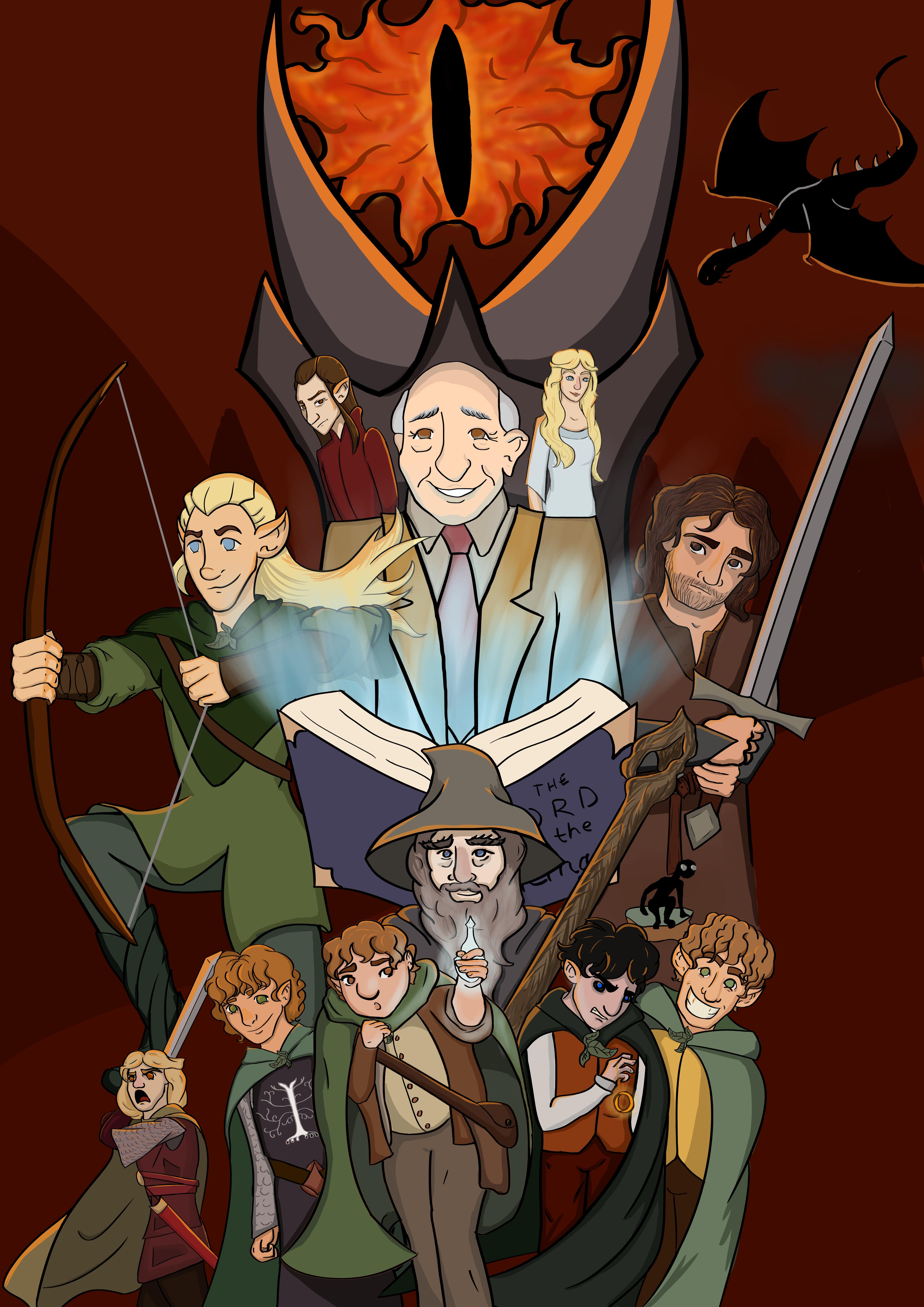 Tolkien - Tale Teller