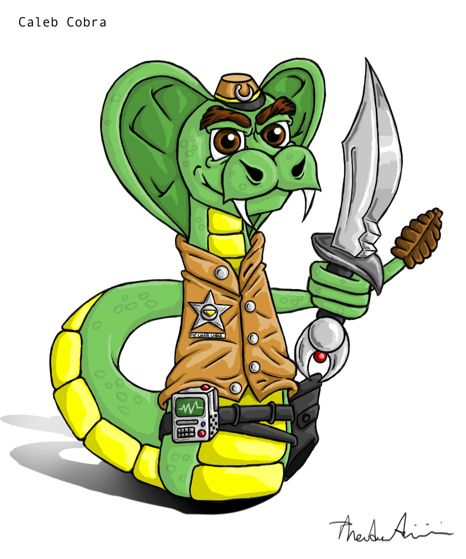 Caleb Cobra