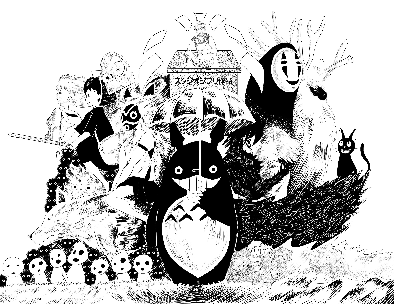 Studio Ghibli Tribute