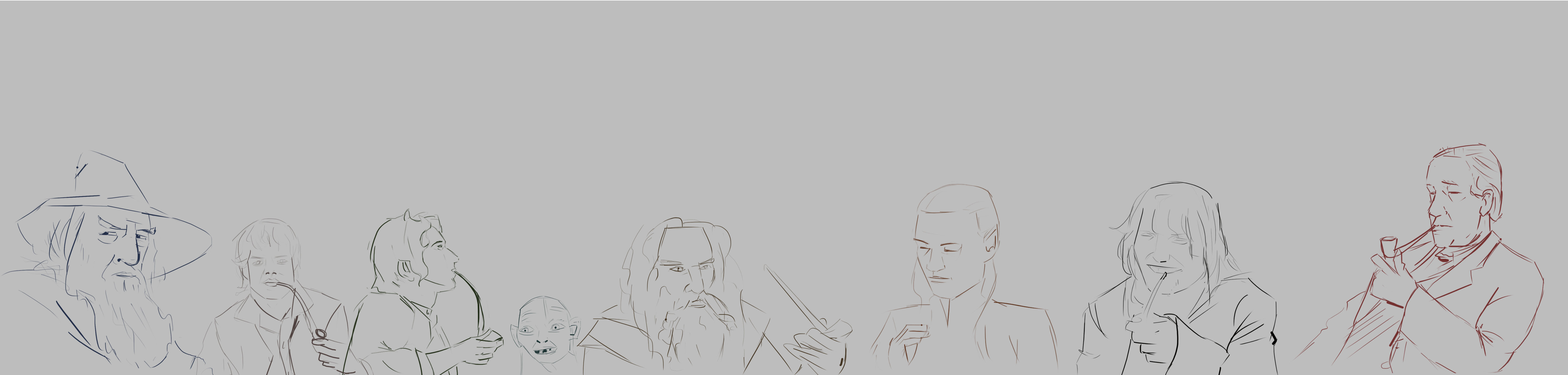 work in progress LOTR