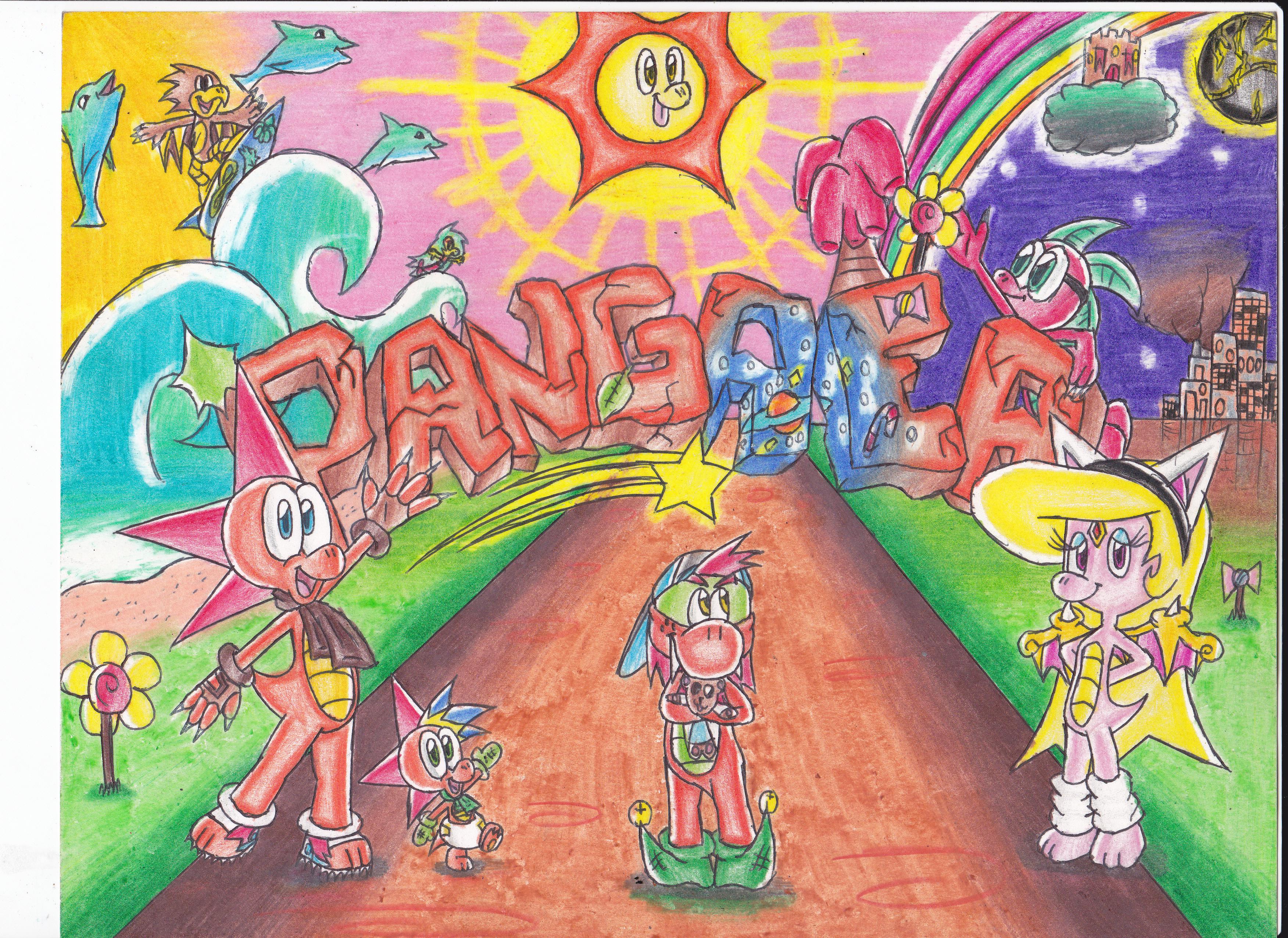 Pangaea Title Card