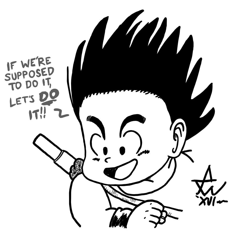 Son Goku - Tale 26.