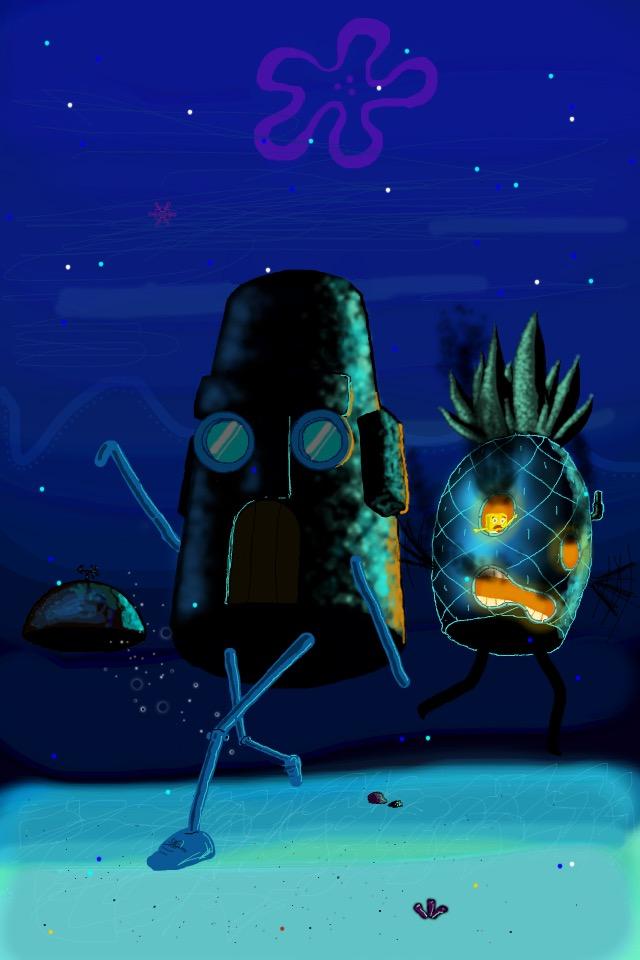 Spongebob's Block party