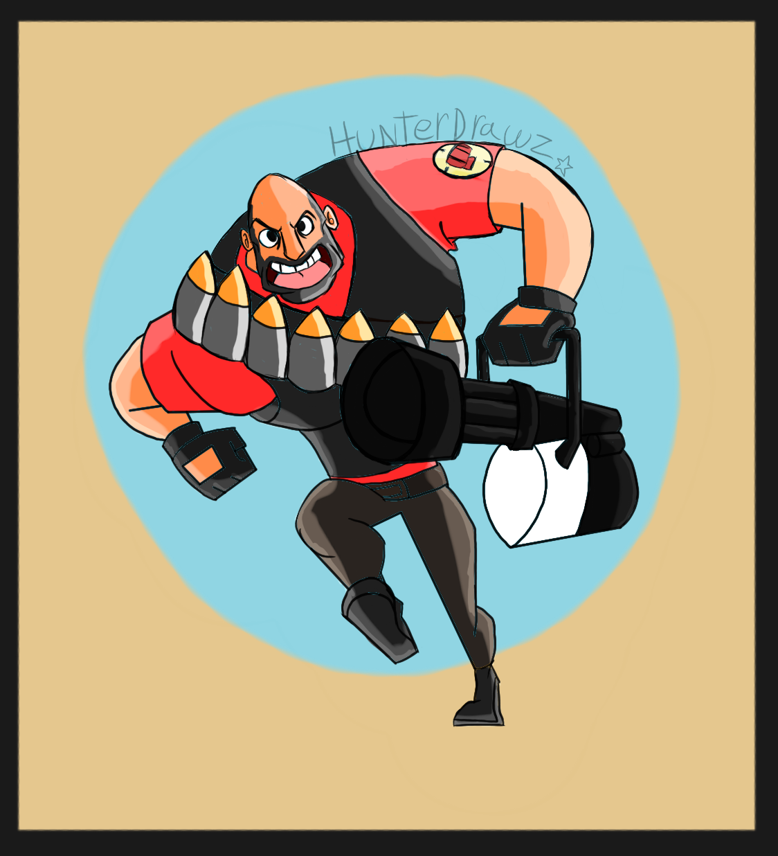 Heavy team fortress 2