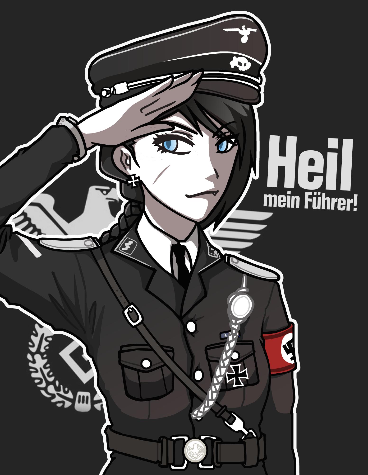 Heil mein Führer!