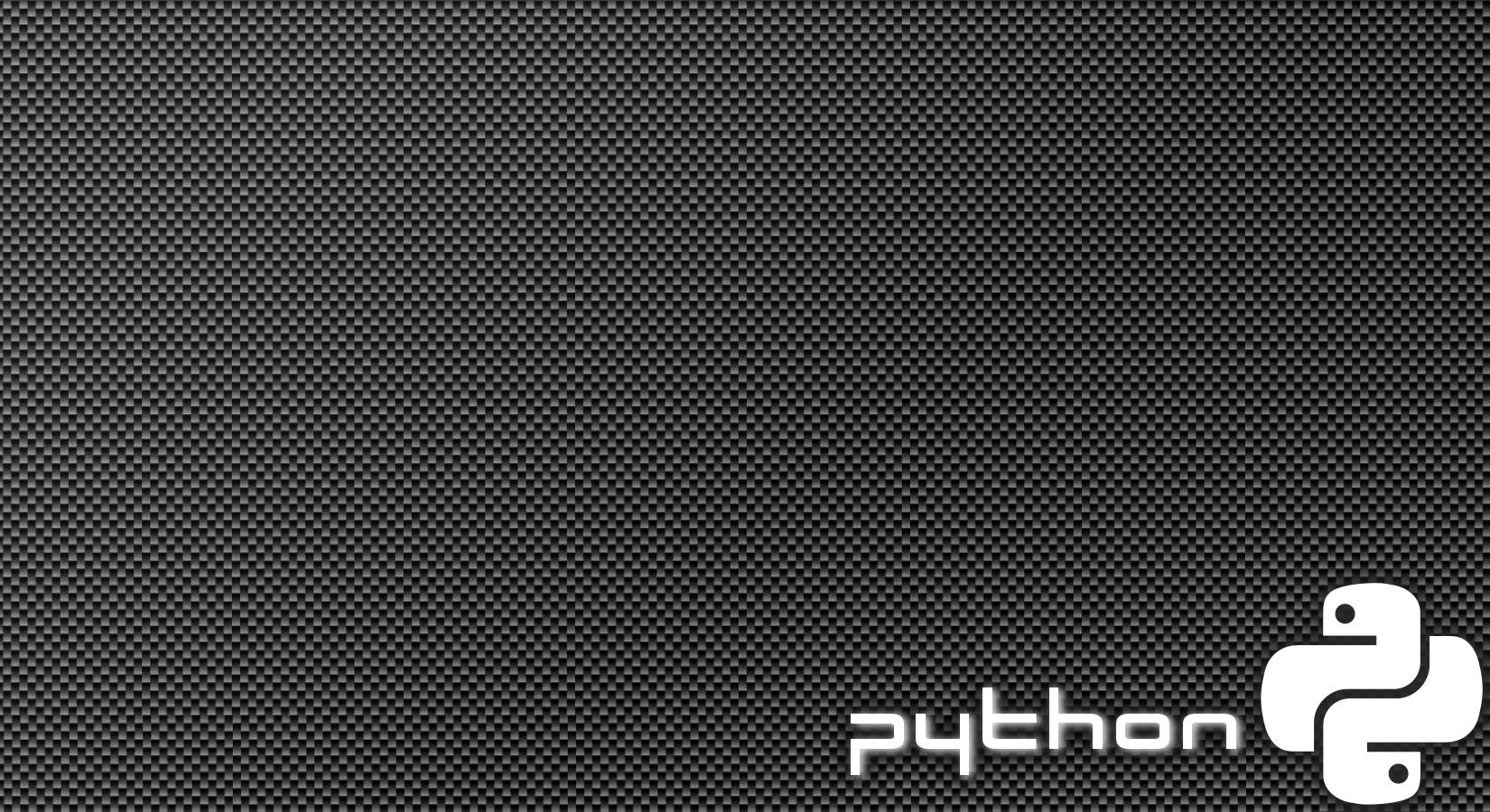Python - Wallpaper