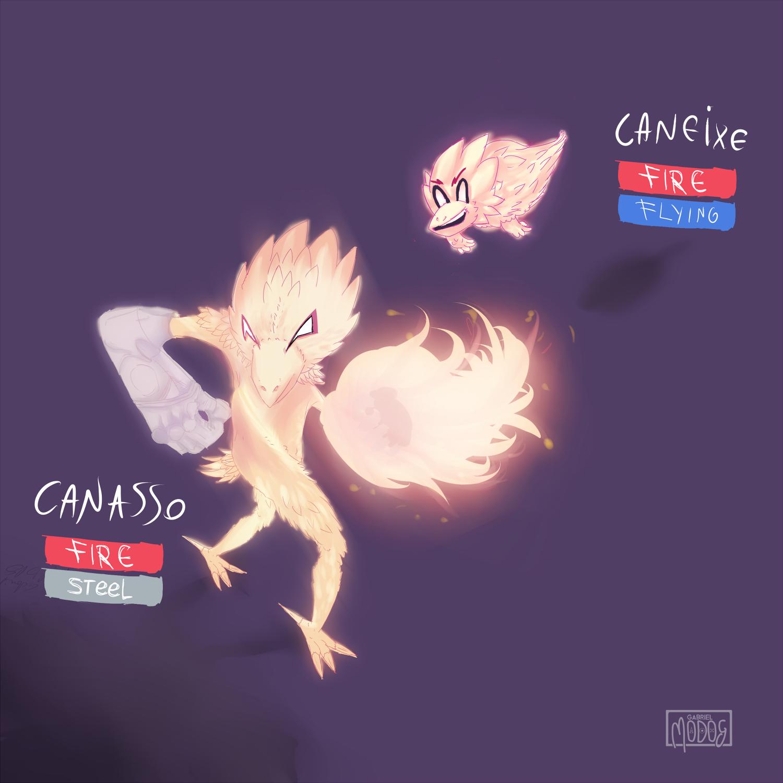 Canasso [Fakemon]