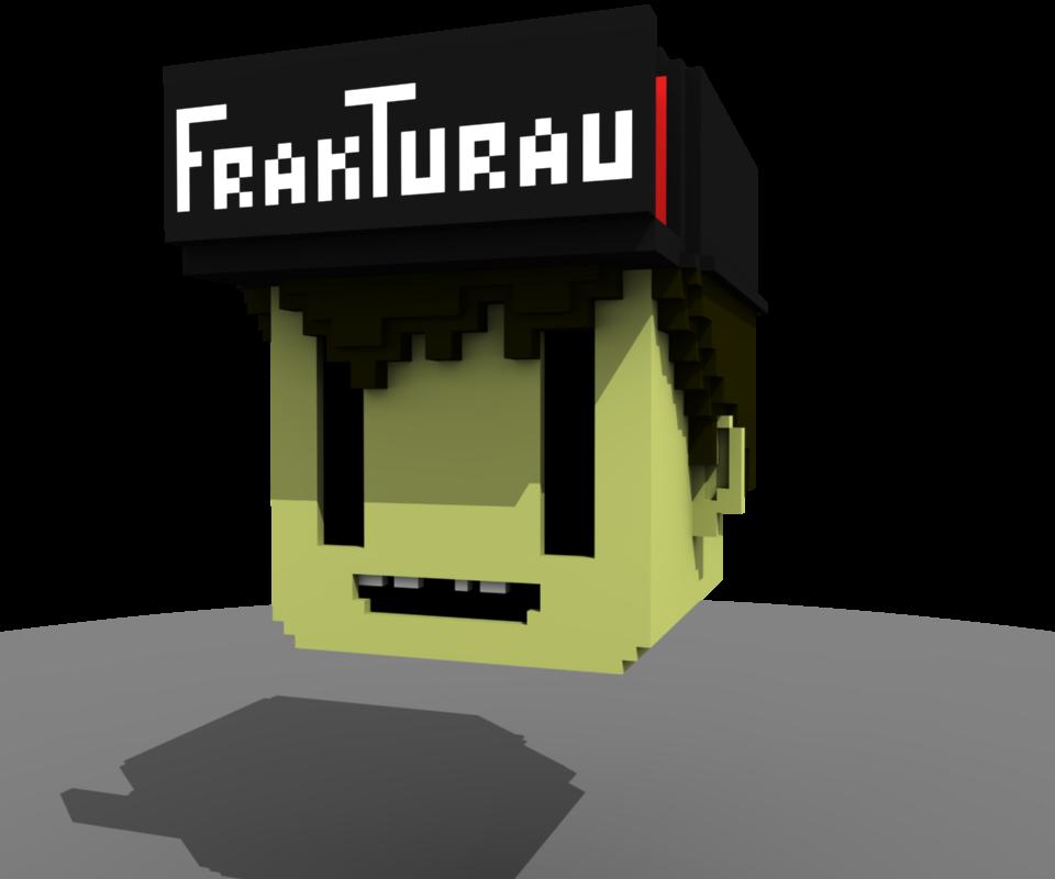 Frakturau goes 8bit... again