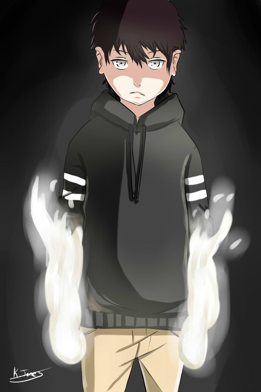 Pyrokinesis Seishiro