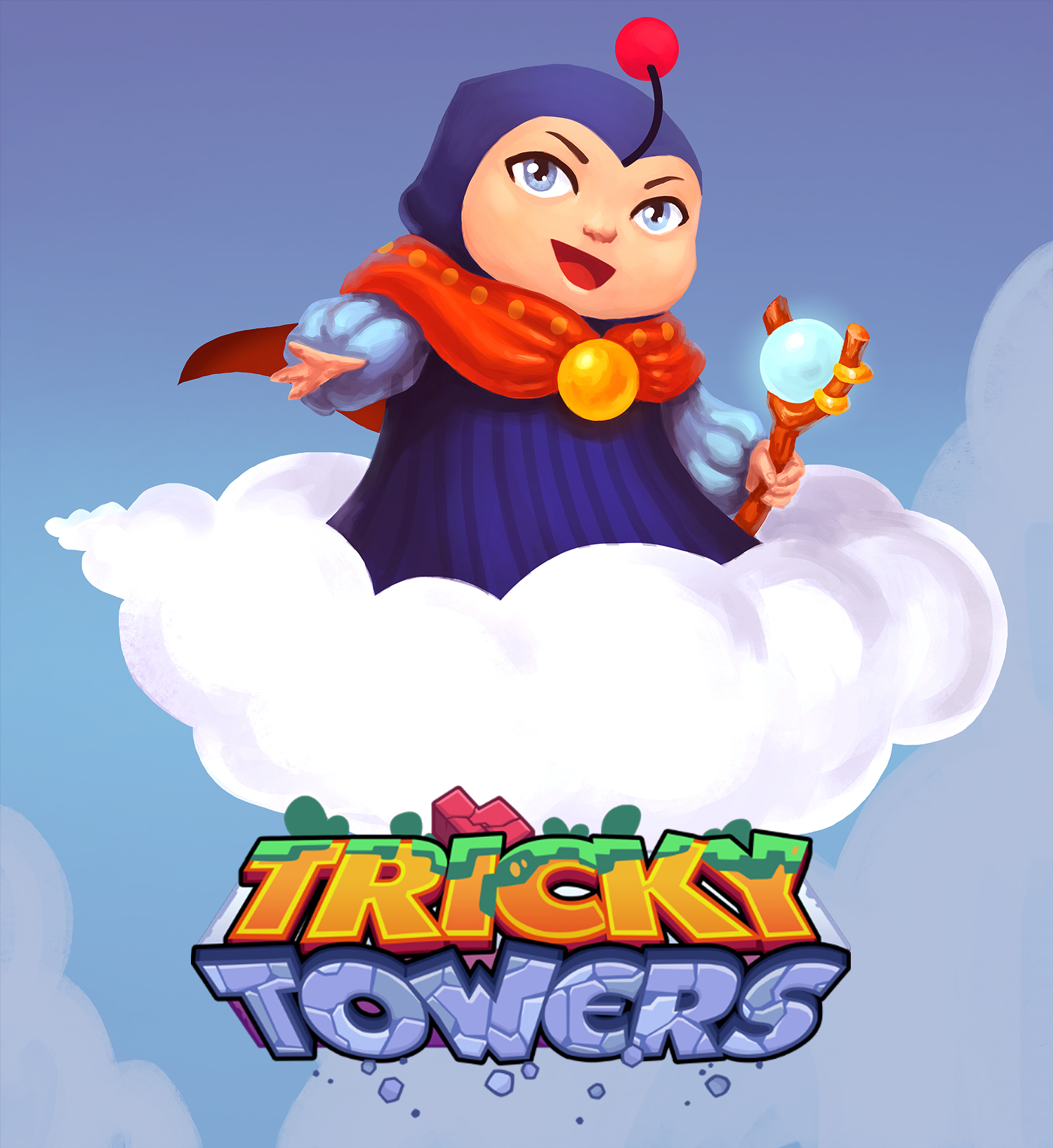 Tricky Towers reimagined 4