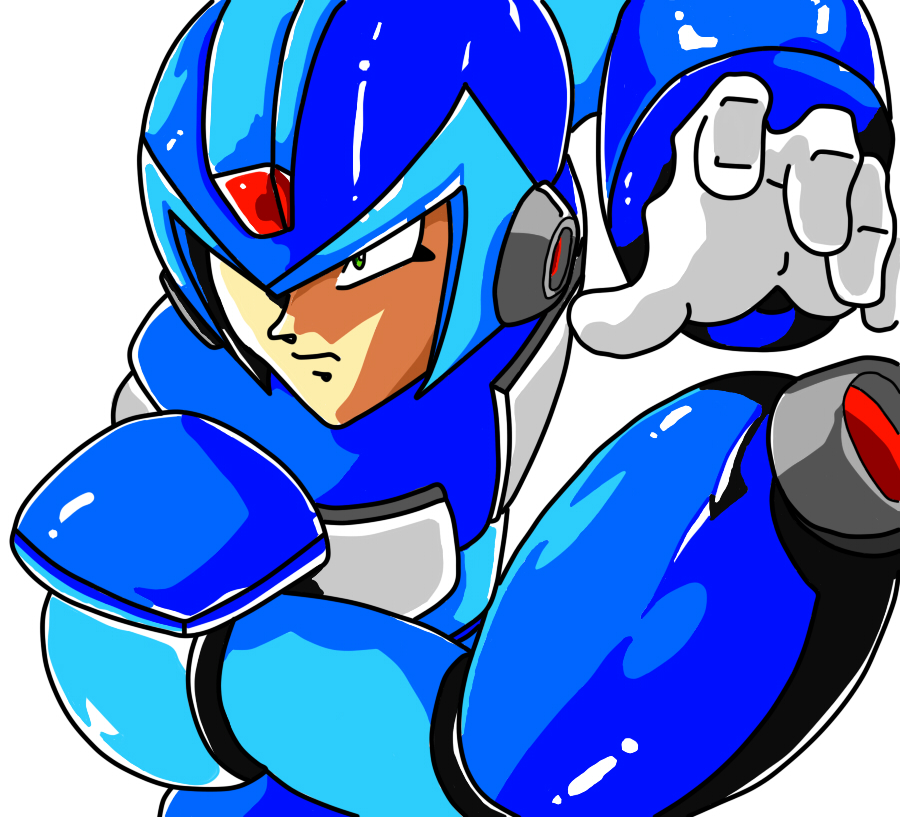 Megaman X is the best Megaman