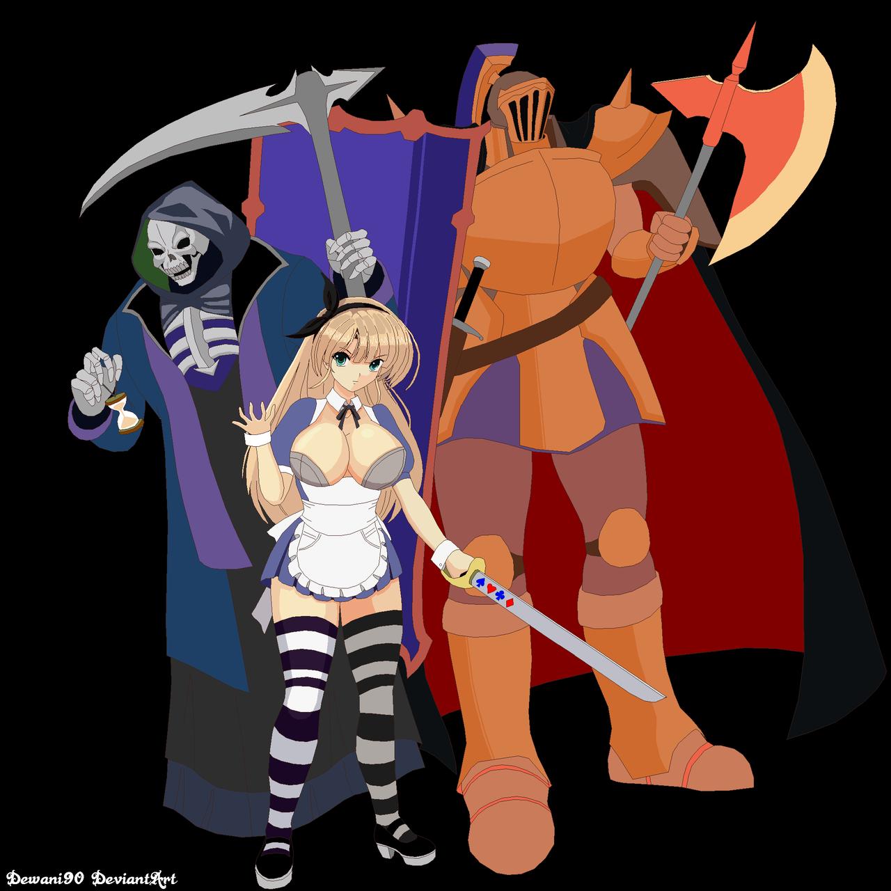 lord dracula's enforcers