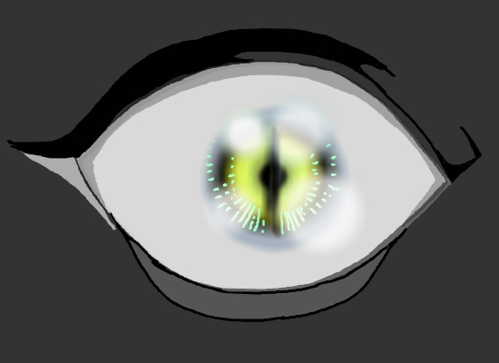 Columbine - The Cat Eye