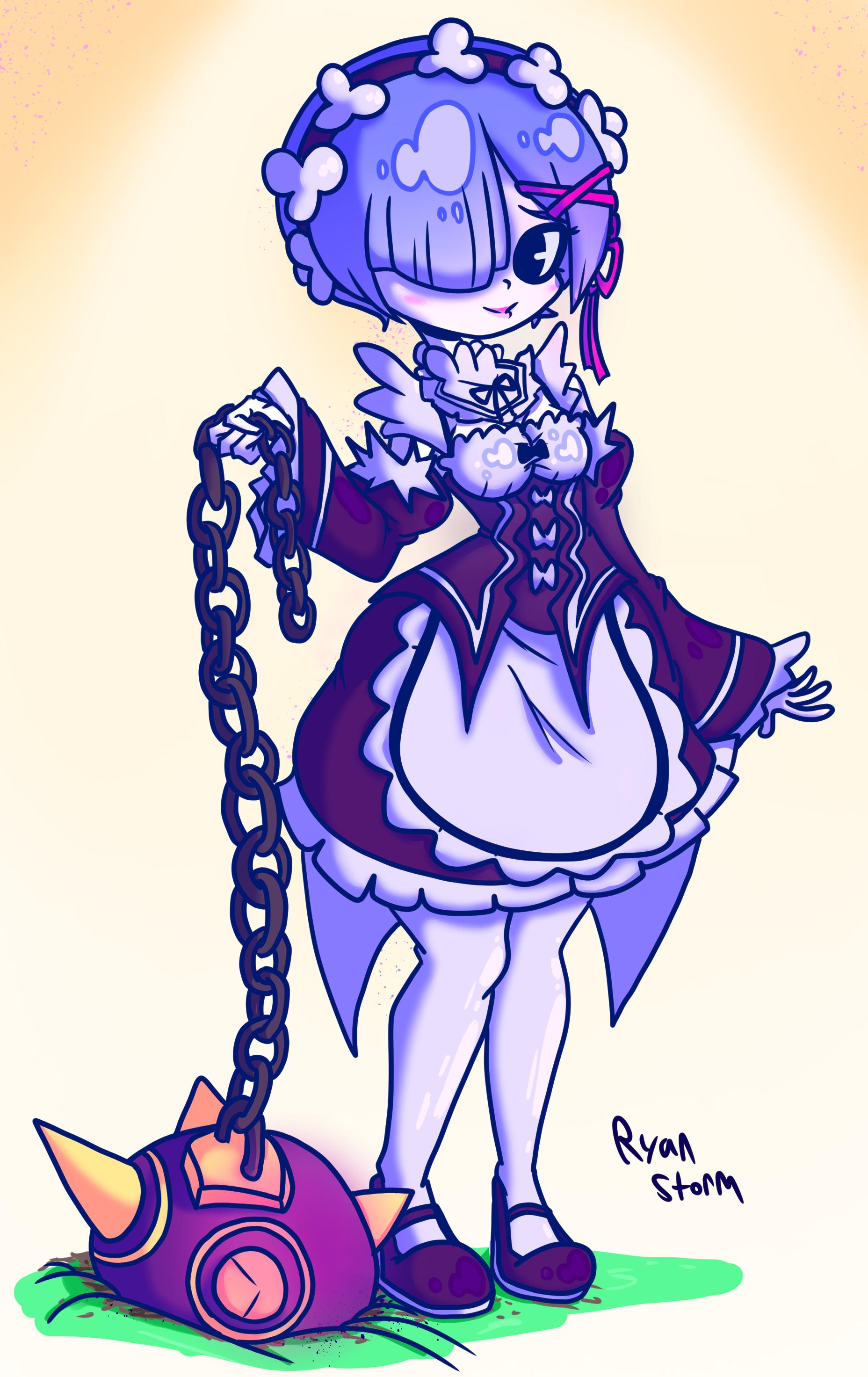 Just a lil Rem