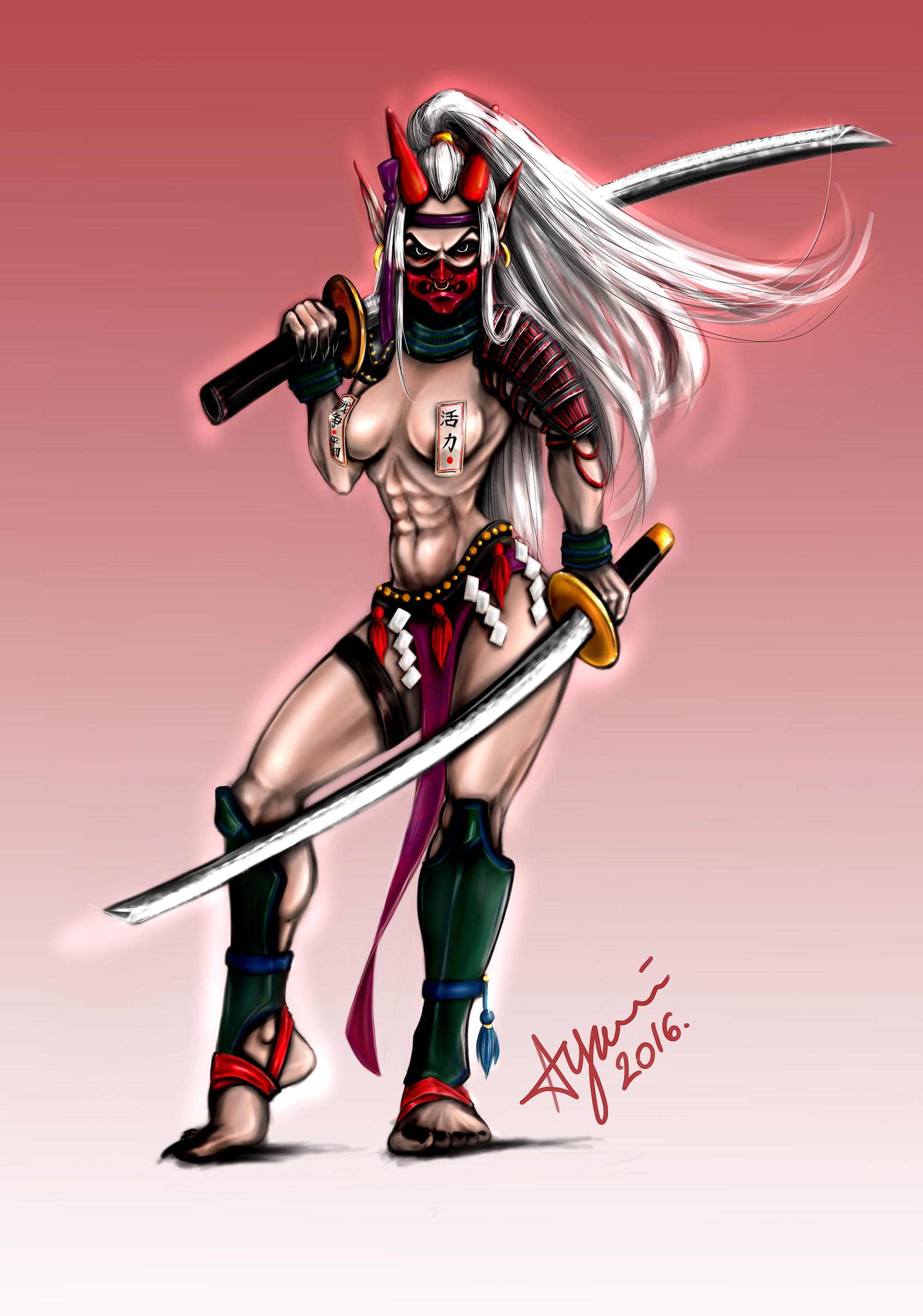 Lady Shutendouji