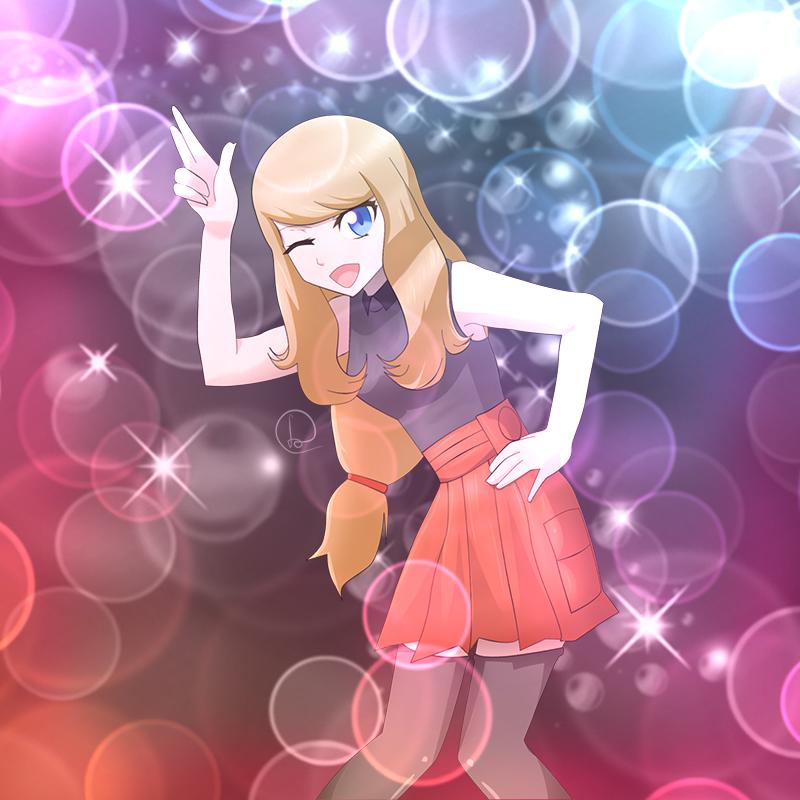 Pokemon Yvonne