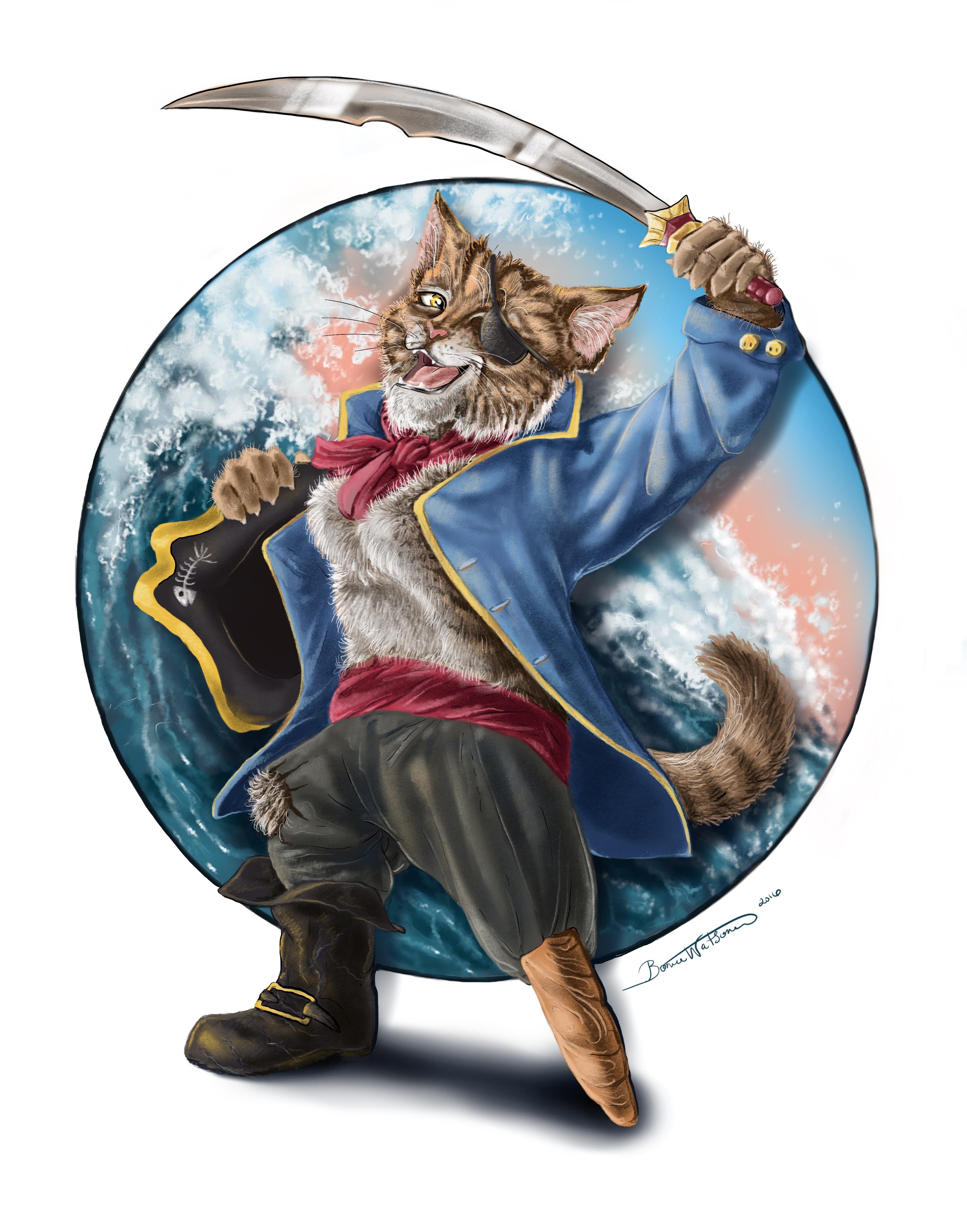 Captain Stumpy