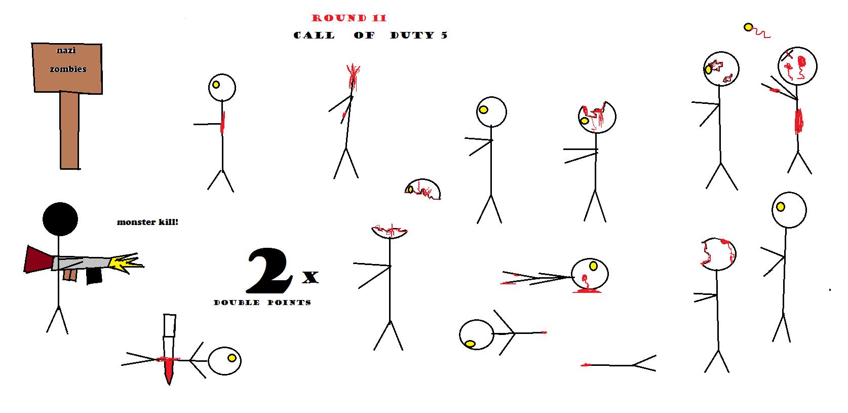 Call of Duty Nazi Zombies 5!