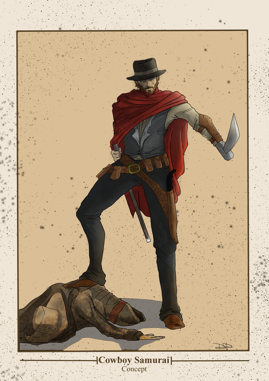 Cowboy Samurai