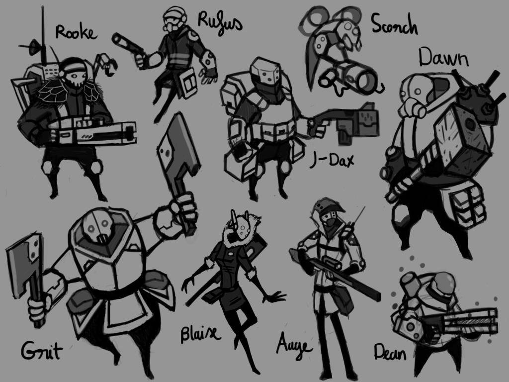 Speed sketch