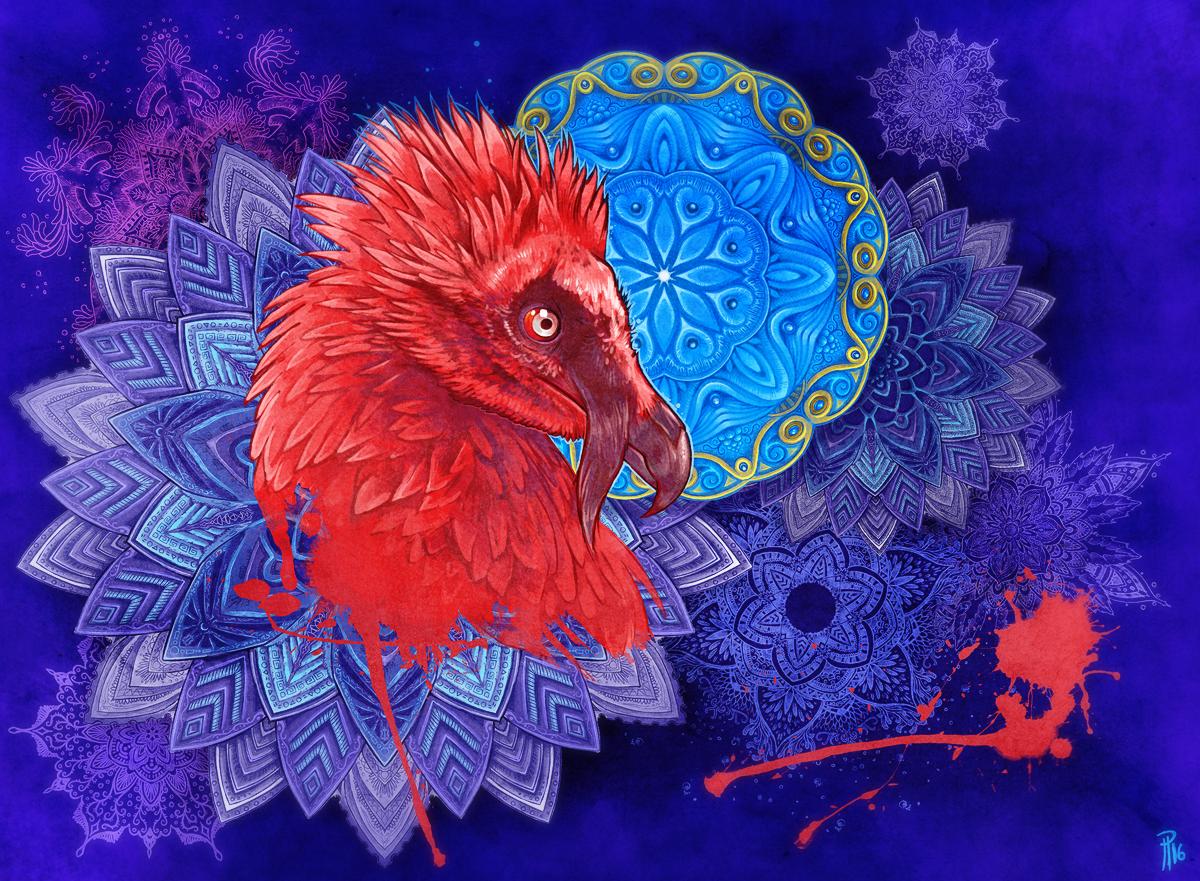 Blood Vulture