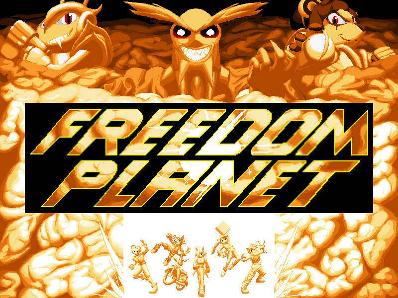 Freedom Planet Sprite Fanart